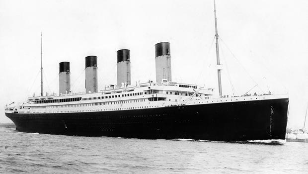 The team of explorers completed the first manned expedition to the wreckage of the Titanic in 14 years (PA)