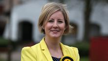 Livingston SNP MP Hannah Bardell (Andrew Milligan/PA)