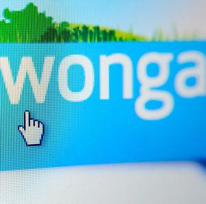 Wonga was found to advertise 4,214 per cent representative APR on its website