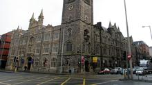 Church House at Fisherwick Place in Belfast, home to the General Assembly of the Presbyterian Church in Ireland