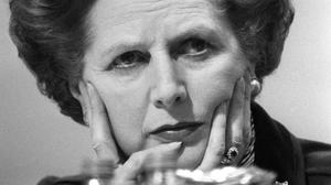 Margaret Thatcher was left incensed over complaints at soldiers' boots during a visit to Northern Ireland in 1982