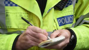 Police are investigating after a mother and daughter were threatened with a gun in Dunloy