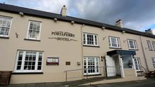 The Portaferry Hotel has offered to deliver food to the elderly
