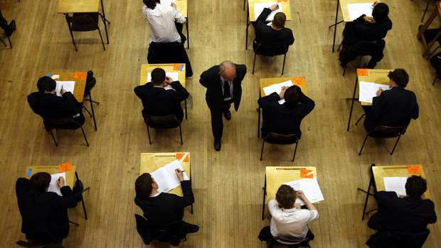 Northern Ireland's qualifications body is committed to providing as much support as possible to teachers assessing grades (David Jones/PA)