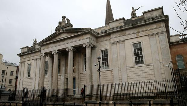 There are security concerns around using Derry's courthouse as the venue for the hearing (Brian Lawless/PA)