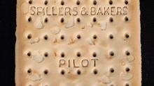 The Spillers and Bakers 'Pilot' biscuit