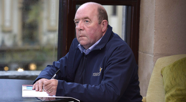 Colin Bell, who runs the Kevin Bell Repatriation Trust