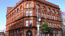 INM's shares, publisher of the Belfast Telegraph, rose almost 8 per cent