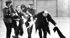 Bishop Edward Daly on Bloody Sunday