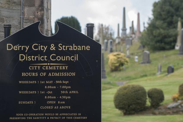 Derry City and Strabane District Council's City Cemetery