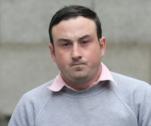 Jailed: Aaron Brady who was sentenced for the murder of Garda Adrian Donohoe