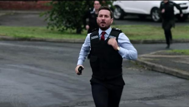 Scenes from the trailer for the 2019 series of Line Of Duty