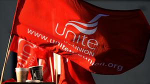 Unite said it was 'shocked at the scale of the impact on workers' at P Clarke and Sons