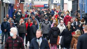 Shoppers have been urged to spend their £100 on the high street