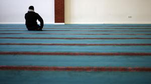 The mosque was among those opening its doors for the Muslim Council of Britain's annual Visit My Mosque Day