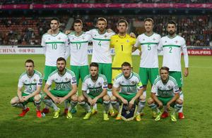 Northern Ireland face Azerbaijan in a World Cup qualifier next Friday