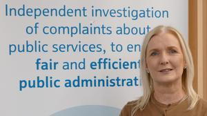 Complaints about public services increased by more than a third last year, Public Services Ombudsman Margaret Kelly said (PSO/PA)
