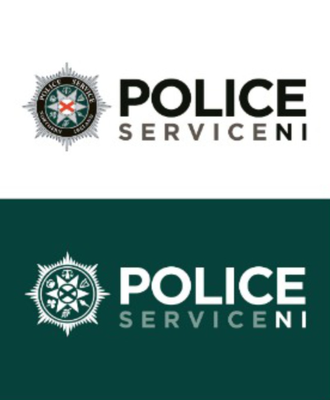 The proposed rebranding for the PSNI which has now been abandoned