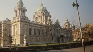 The decision to limit the number of days the Union flag flew over City Hall was opposed in loyalist demos