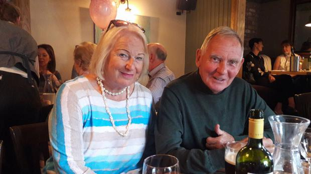 Dianne and her husband David