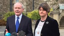 Arlene Foster and Martin McGuinness have warned that the UK's exit from the EU must not undermine the war against cross-border crime