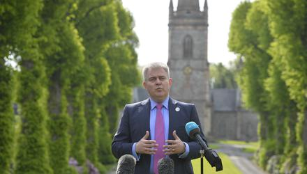 Secretary of State for Northern Ireland Brandon Lewis (PA)