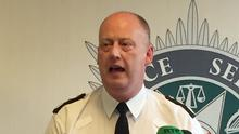 Police Service of Northern Ireland Chief Constable George Hamilton said the Provisional IRA still exists but is not on a war footing