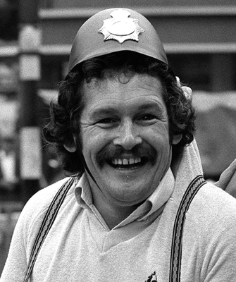 Comedian: Bobby Ball, who died of Covid-19 at the age of 76
