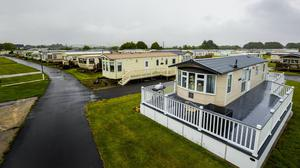 "A caravan park preparing to reopen on Friday in Co Down has been ""inundated"" with enquiries (Liam McBurney/PA)"