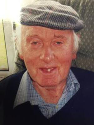 Jim Wilson who has gone missing and who suffers from dementia