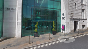 Mid and East Antrim Borough Council offices were raided on Wednesday afternoon. Photo credit: Google