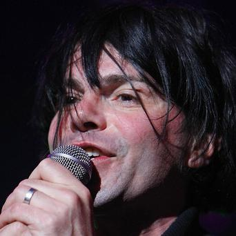 The Charlatans frontman Tim Burgess
