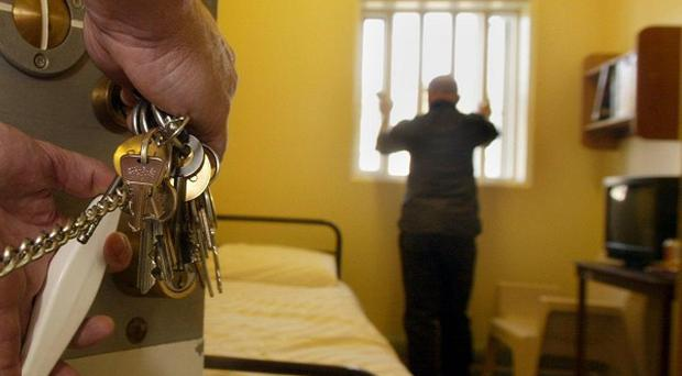 From 2008 to last month the Northern Ireland Prison Service spent 356,181 pounds on televisions for prisoners