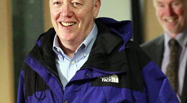 Terry George is to receive an honorary doctorate from the University of Ulster