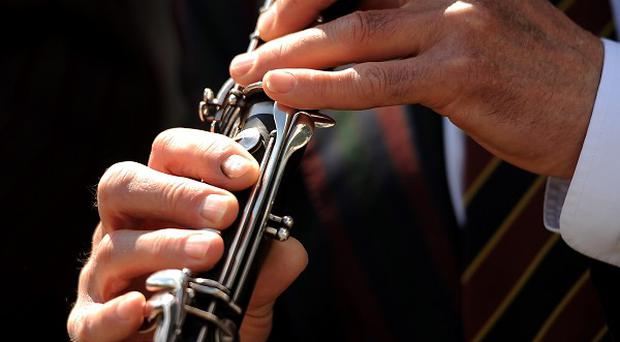 Only 31 per cent of adults played a musical instrument