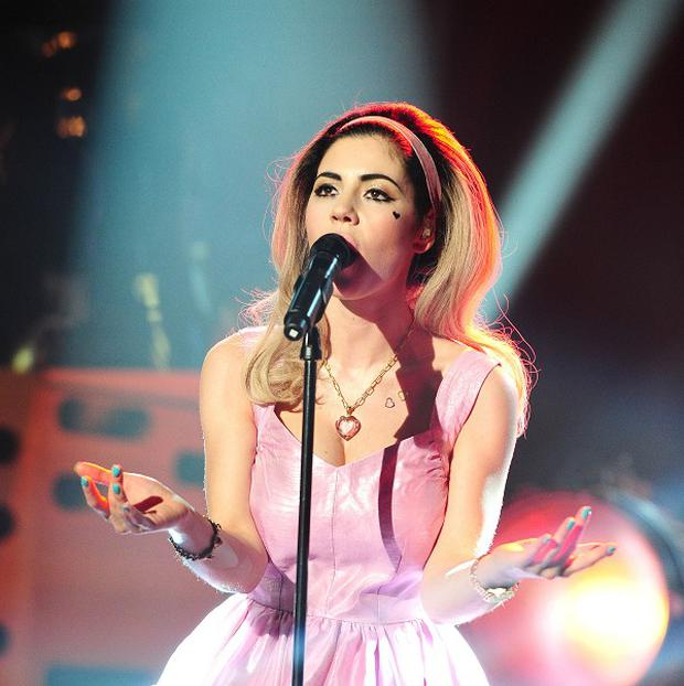 The Londonderry line-up for this weekend's Other Voices includes Marina and the Diamonds