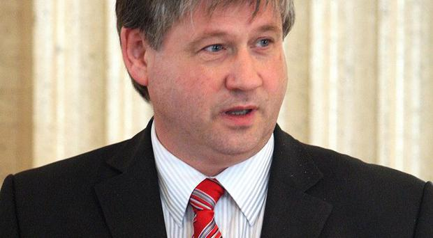 Basil McCrea was accused by party colleagues of indiscipline