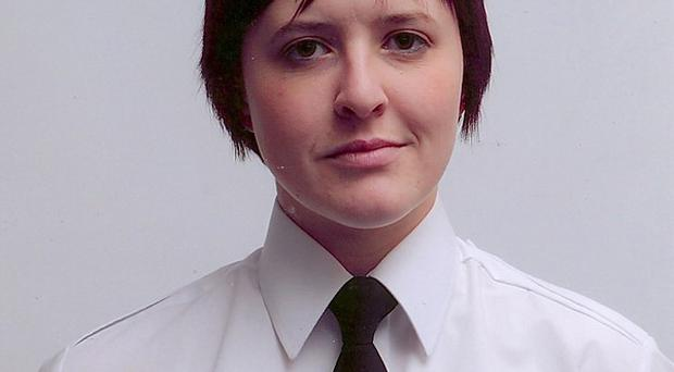 Tributes have been paid to Constable Philippa Reynolds who died in a car accident while on duty in Londonderry (PSNI/PA)