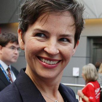 Shadow environment secretary Mary Creagh claims there are 70,000 horses 'unaccounted for' in Northern Ireland