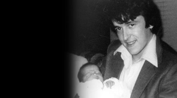Gerard Casey was murdered by the UFF in1989 at his home in Rasharkin