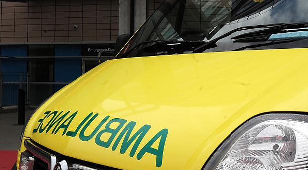 A man is critically ill in hospital after being shot in Belfast