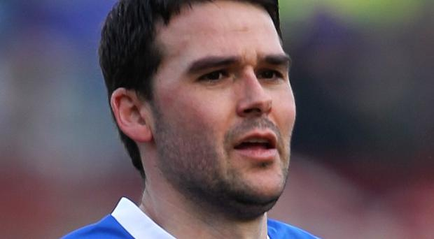 David Healy is accused of assaulting a man in May last year
