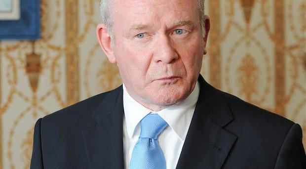 Martin McGuinness quit as MP for Mid Ulster as part of his party's policy to end double-jobbing in politics