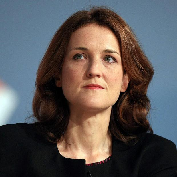 Northern Ireland Secretary of State, Theresa Villiers