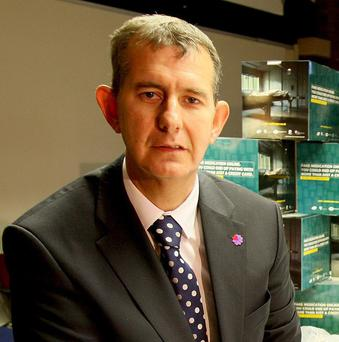 Health Minister Edwin Poots said more people need to be trained to offer emergency skills to heart attack patients