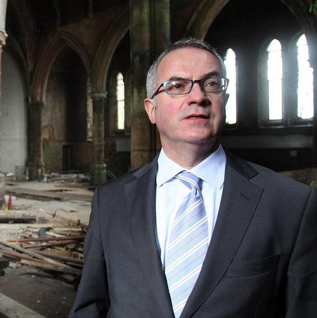 Alex Attwood claims protecting jobs at the Driver and Vehicle Agency in Coleraine is one of his priorities