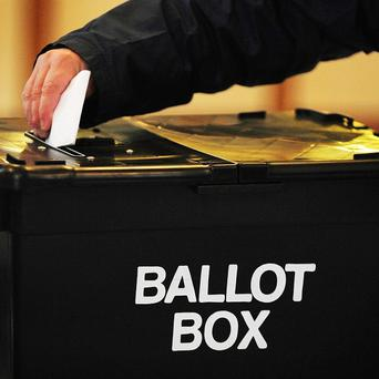 Voters in Mid Ulster are going to the polls