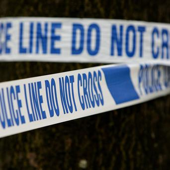A man has been stabbed in the Station Avenue area of Castlewellan