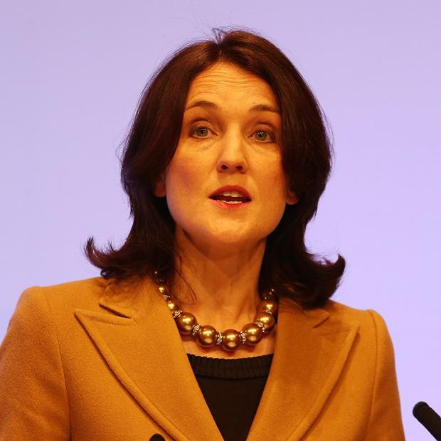 Theresa Villiers says there is an urgent need to re-balance Northern Ireland's economy