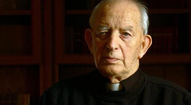 Father Alec Reid administered the last rites to two soldiers murdered by the IRA in Belfast